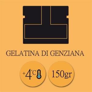 Gelatina di Genziana di Casamarii, vasetto da 150 grammi